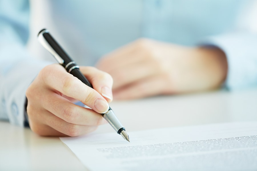 Some Tips that you may find useful if you are making a will