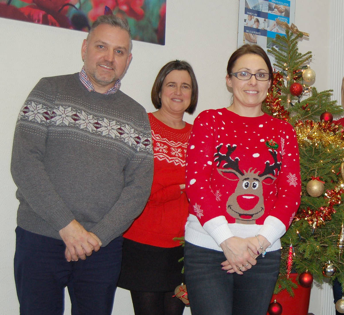The Donna Louise Christmas Jumper Day
