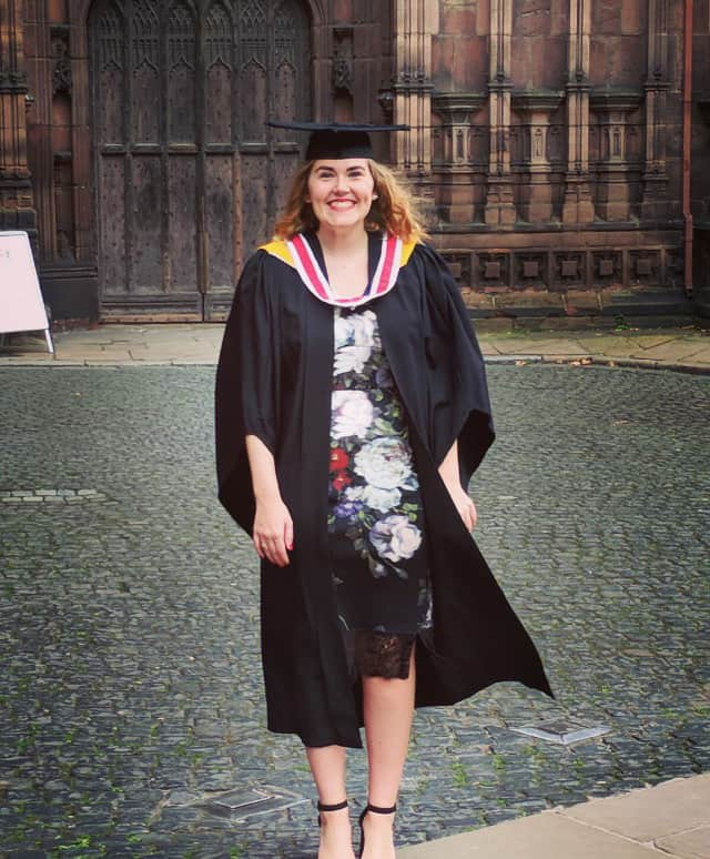 Bethany Stanway Law graduate