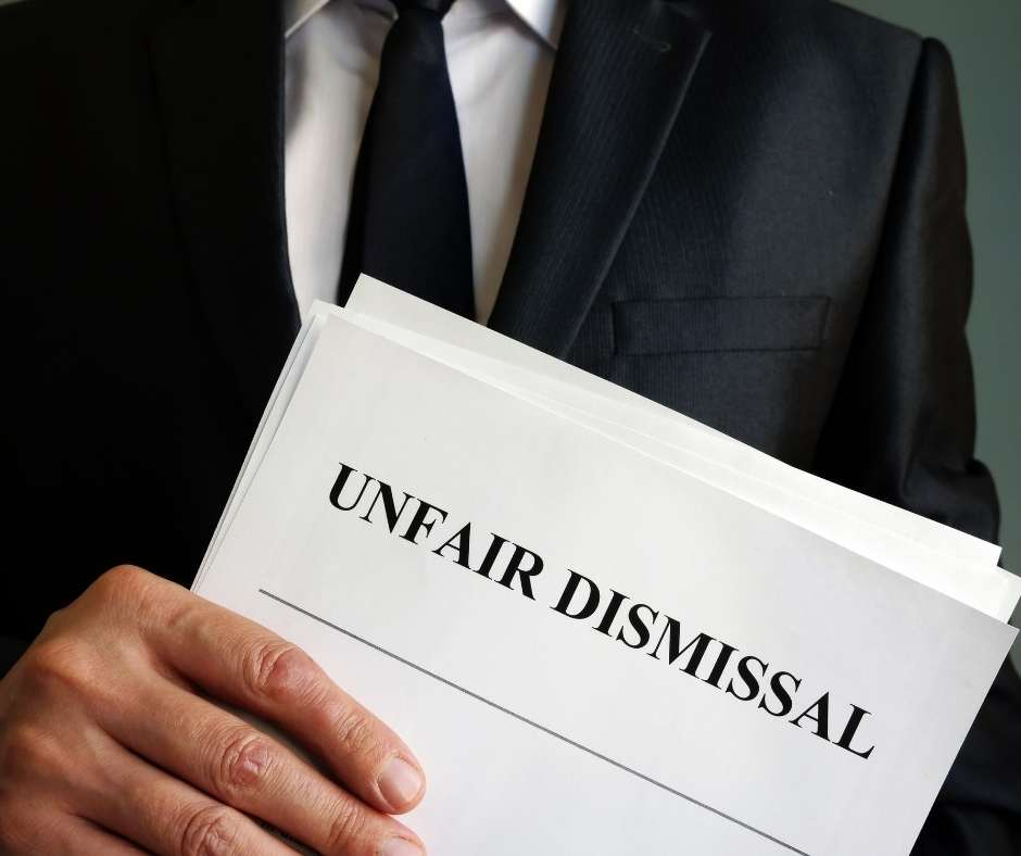 Unfair Dismissal: 4 Things You Need To Know